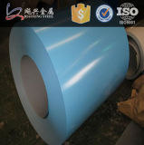 PPGL a enduit la bobine d'une première couche de peinture en acier galvanisée