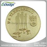 記念品のためのカスタマイズされたエナメルの挑戦硬貨