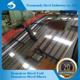 Tira do aço inoxidável com revestimento 2b/Ba/8K/No. 4