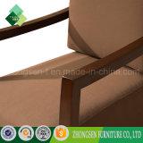 居間で使用される熱い販売の中国の製造業者のクッションの肘掛け椅子