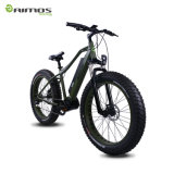 bici gorda eléctrica del neumático E de la bici de montaña del MEDIADOS DE mecanismo impulsor de 48V 1000W del camino