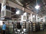 Dispositivo di raffreddamento di aria evaporativo del condizionatore d'aria fissato al muro