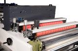Machine van de Lamineerder van de Film van de Hoge snelheid van Full Auto de Hete en Koude met Elektromagnetische het Verwarmen Eenheid (xjfmk-1300)