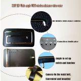 720p無線ベルトビデオカムWiFi IPの小型機密保護のモニタのカメラDVRのレコーダー
