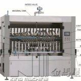 Máquina de rellenar del llenador del petróleo de hígado de bacalao