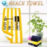 最近様式の綿のビーチタオル