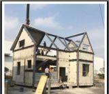 Chalet de acero económico atractivo del acero del edificio