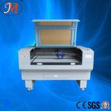 Ausgezeichnete Leistungs-Laser-Gravierfräsmaschine mit 2 Köpfen (JM-1080T)