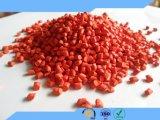 Pigmento chimico Masterbatch arancione di colore della materia prima per tutti i prodotti di plastica