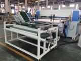 Автоматический подавая автомат для резки ткани крена конвейерной