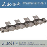 Les chaînes de rouleau de précision de lancement de circuit d'acier inoxydable (B et des séries)
