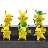Рисунок игрушка Pikachu малый выдвиженческий пластичный