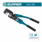 Het hydraulische Plooiende Hulpmiddel van de Kabel van de Hand voor Cu 16-300mm2 (kyq-300)