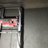 O emplastro automático do cimento da parede da tecnologia nova rende a máquina