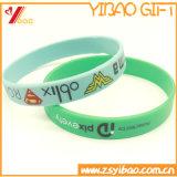 Wristband/braccialetti del silicone di Customed di modo per i capretti