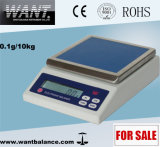 Bilancia qualificata Ce della piattaforma, equilibrio elettronico, equilibrio di alta precisione