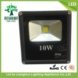 proiettore dell'indicatore luminoso di inondazione della PANNOCCHIA 10W LED