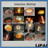Fundición rápida del fabricante de China y horno fusorio del oro de pequeñas pérdidas