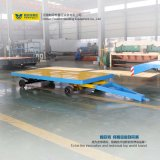 Reduzir o custo do Forklift com o reboque do transporte