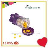Triturador plástico pequeno do comprimido dos subministros médicos mini com caixa