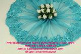 Jacquard Lace materiale di Nylon Lace per Lady Lingerie
