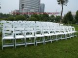 Weddingsのための白いResin Chairs