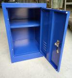 Il banco d'acciaio del portello della mobilia singola del metallo scherza l'armadio dell'allievo del Governo dei vestiti