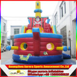 Nuovo Design Commercial Inflatable Pirate Ship Cheap su Sale