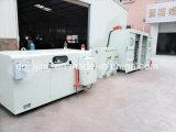Kabel vertikaler doppelter der Spulen-Kabel-Draht-rückseitiges verdrehendes Maschinen-CAT6 Cat7, das Maschine herstellt