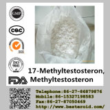 Hohes Purity Steroid 17-Methyltestosteron, Methyltestosteron für Bodybuilding (CAS: 58-18-4)