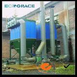 Collector van het Stof van de Zak van de impuls de Straal Lange voor de Installatie van het Cement