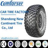 Neumático del Mt, neumático radial, de los neumáticos del camino, neumático de SUV, neumático del carro ligero