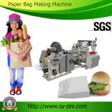 Printing Function (70-270 mm 폭)를 가진 Ruian Sanyuan Professional Produce Automatic Sharp Bottom Paper Food Bag Making Machine Price