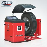 Automatic luxuoso Wheel Balancer para Truck, Big Car
