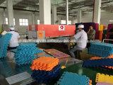 Máquina de clique da imprensa automática de alta velocidade para o empacotamento plástico