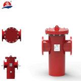 Filtre manuel de nettoyage d'individu de canalisation de l'eau industrielle de qualité d'Exellent