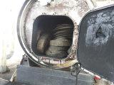 gruppo elettrogeno residuo dell'olio del pneumatico 1MW per la centrale elettrica