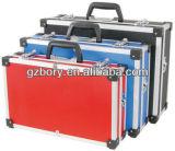 3 em 1 vôo de alumínio ajustado da mala de viagem carreg a caixa (Ssaf-3686)
