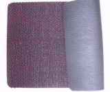 Couvre-tapis antidérapant imperméable à l'eau de tapis d'étage de bobine de PVC