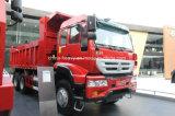 Prezzo più basso dell'autocarro con cassone ribaltabile pesante del camion del ribaltatore dello scaricatore di Sinotruk 6X4