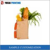 Bolso vegetal de Shoping de la bolsa de papel de la alta calidad