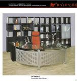 Foshan ha personalizzato o scrittorio di vetro del calcolatore dell'ufficio moderno di stile dell'OEM
