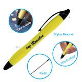 De twee doelen dienende Ballpoint van de Naald van de Pen Populaire draait Naald voor het Scherm van de Aanraking