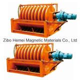 비철 금속 7를 위한 기계 자석 분리기를 재생하는 디스크 찌끼