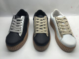 Chaussures de toile occasionnelles de mode pour les hommes de femmes (6085)