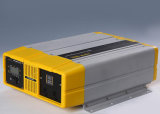 12V/24V à C.C 110V/220V au courant alternatif Solar Panel Pure Sine Wave Converter 1800W