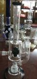 De Waterpijp van het glas met Koepel Perc 8 ''