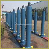Цилиндр OEM/ODM гидровлический телескопичный для тележки Tipper