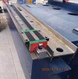 Máquina de perfuração do CNC T3016 para o perfurador solar do calefator de água com deslocamento predeterminado de 2 automóveis