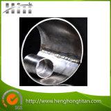 ASTM B862 Welded Titanium e Titanium Alloy Pipe